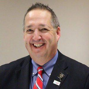 Portrait of Iowa House District 73 candidate Lonny Pulkrabek.