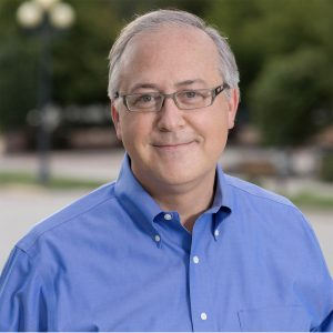 Portrait of U.S. House District 3 candidate David Young.