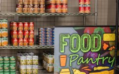The Food Pantry at Iowa, located in the Iowa Memorial Union, serves the Hawkeye community one meal at a time. Wednesday was distribution day, so the pantry will restock before the next distribution.