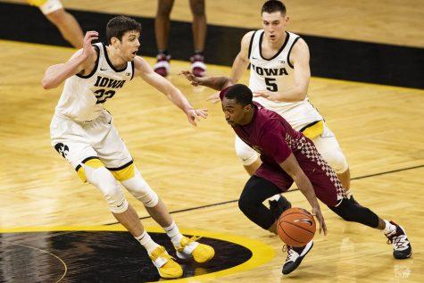 Patrick McCaffery, Keegan Murray provide spark off the bench in Iowa