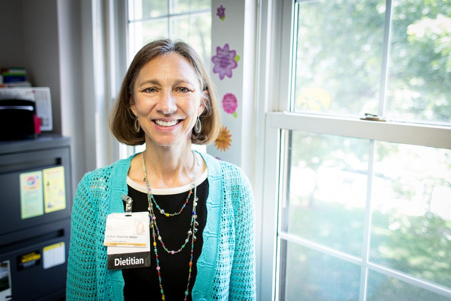 University of Iowa dieticians offer advice as disordered eating habits rise during pandemic