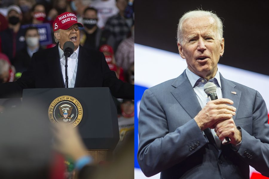 President+Donald+Trump+and+former+Vice+President+Joe+Biden.