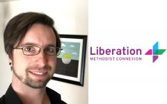 Photo of Reverend and Liberation Methodist Connexion Collaborator Sean McRoberts.