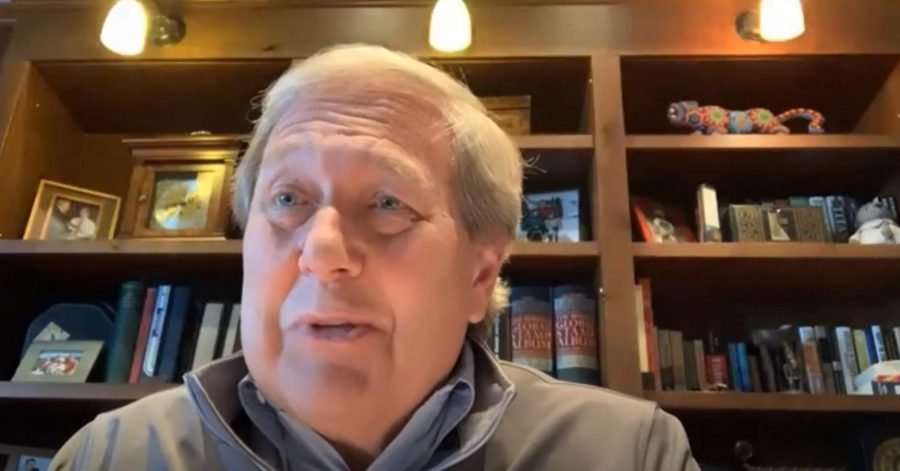 DITV: UI President Harreld addresses spring semester plans