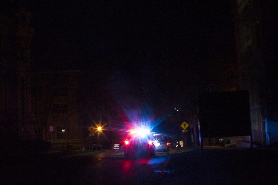 File photo of a police cruiser.
