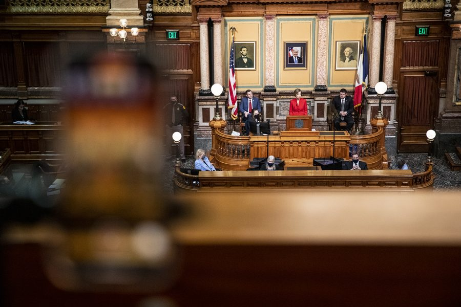 The facts behind Gov. Reynolds' Condition of the State Address