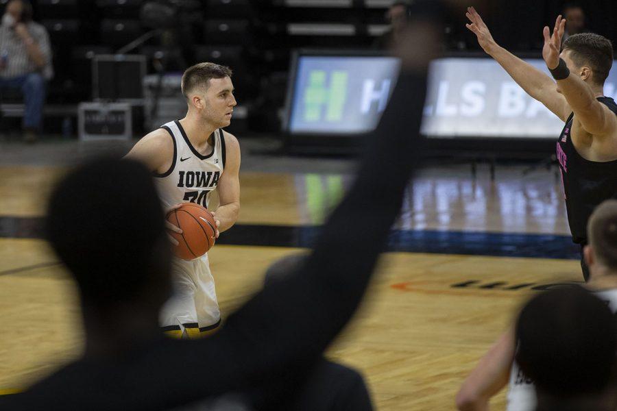 NCAA+Basketball%3A+Penn+State+at+Iowa