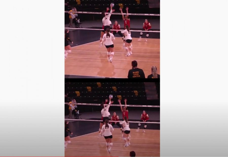 DITV: Iowa volleyball
