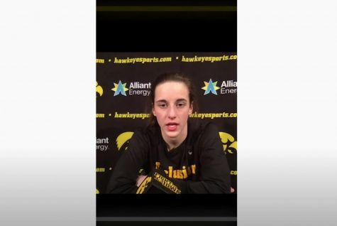 DITV: Iowa women's basketball star dominates the court