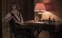 Anya Taylor-Joy stars in The Queens Gambit on Netflix. (Phil Bray/Netflix)