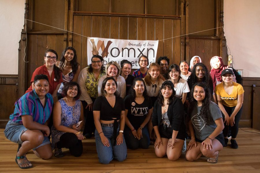 Womxn of Color Network, 2019. Contributed.