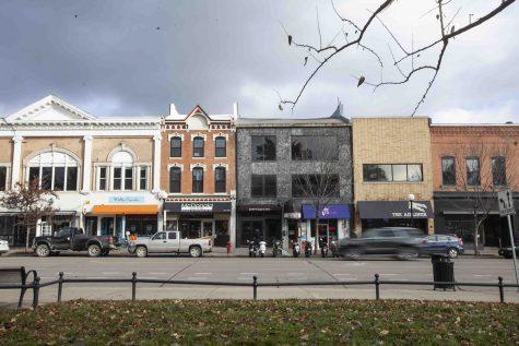 Iowa City is seen on Tuesday, Nov. 19, 2019.