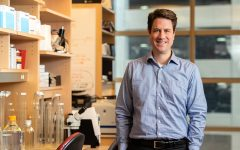 Photo of Director of Translational Neuroscience in the Department of Psychiatry Andrew Pieper.