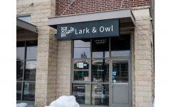 The Lark and Owl is seen on Wednesday, Feb. 3, 2021.