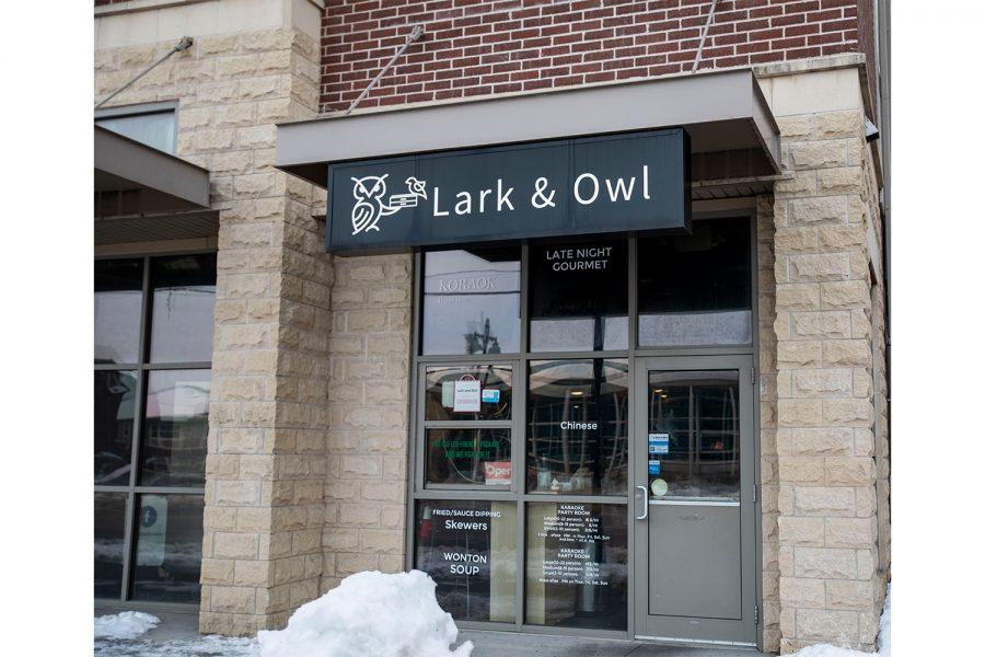 The+Lark+and+Owl+is+seen+on+Wednesday%2C+Feb.+3%2C+2021.+