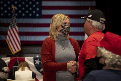 Republican candidate for Iowa