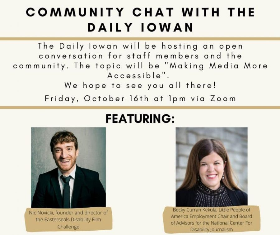 Community Chat: Making Media More Accessible