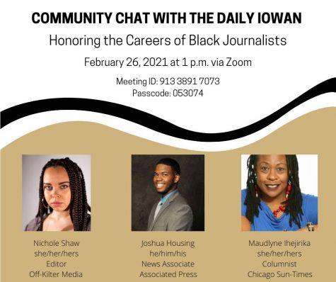 Community Chat: Honoring Black Journalists