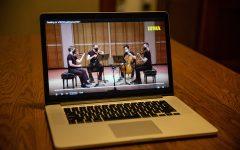 JACK Quartet presents pieces by UI composition students in virtual concert