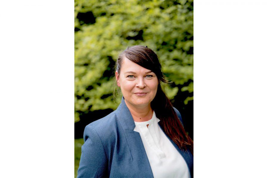 Picture of Professor Jovana Davidovic taken by Roeland Verhallen. (Contributed)