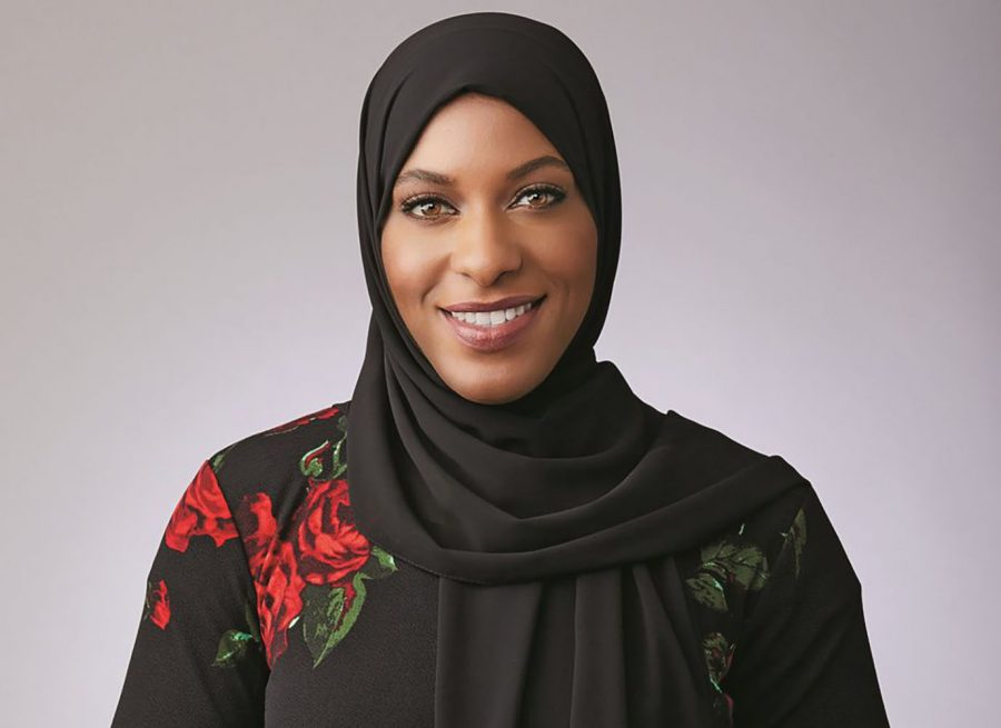 Olympic bronze medalist Ibtihaj Muhammad, of Maplewood, outed a racist fencing coach at St. John's.
