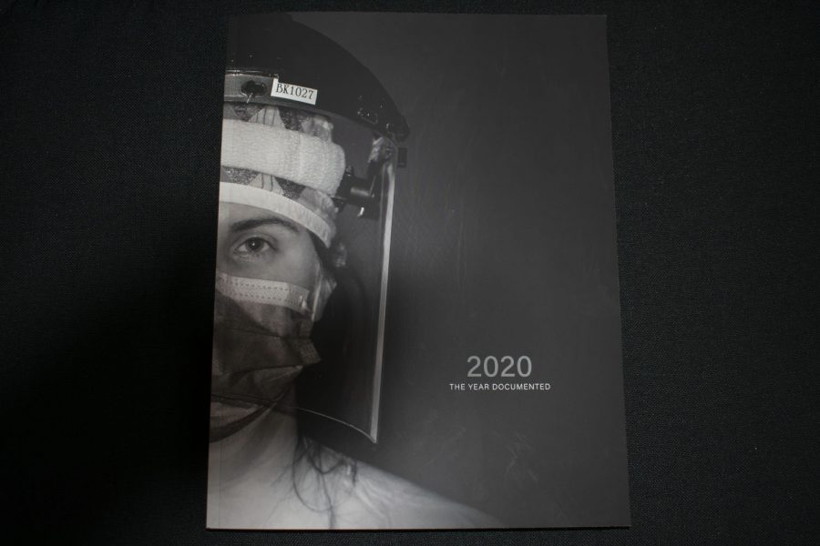 Cover of 2020: The Year Documented.