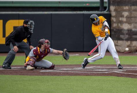 Photos: Iowa baseball v. Minnesota - Game two