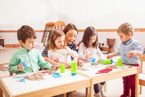 Looking After Little Ones: The Top Benefits of a Career in Childcare