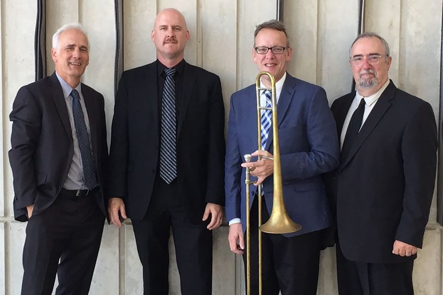 3 Dawgs and a Bone to celebrate UI professor's retirement with fresh jazz