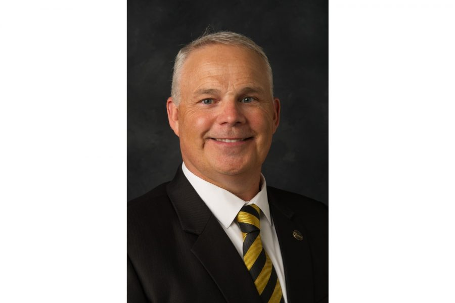 Contributed photo of Daniel Clay, dean of the University of Iowa College of Education.