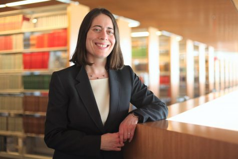 Contributed photo of Hari Osofsky, dean of the Penn State College of Law and School of International Affairs.