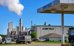 A file image of the Corn Plus ethanol plant on May 22, 2015, in Winnebago, Minnesota.