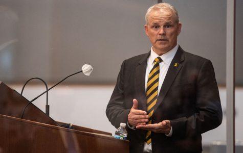 Finalist Daniel Clay takes 'no-nonsense' approach to leadership