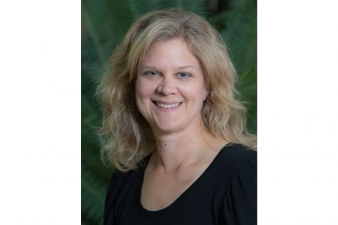 Contributed photo of Lori Adams, professor within the Biology Department.