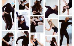 Photo of UI Dance Company 2021. Contributed.