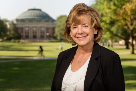 Contributed photo of Barbara Wilson, executive vice president and vice president of academic affairs for the University of Illinois system.