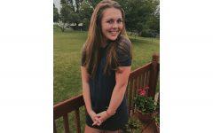 Photo of UI junior Elizabeth Wagner. Contributed.