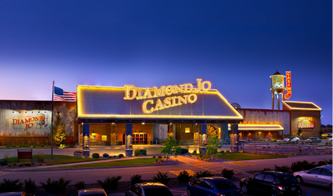 The Iowa Racing and Gaming Commission Fines the Diamond Jo Worth Casino
