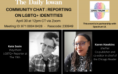 Community Chat: LGBTQ Topics in Journalism