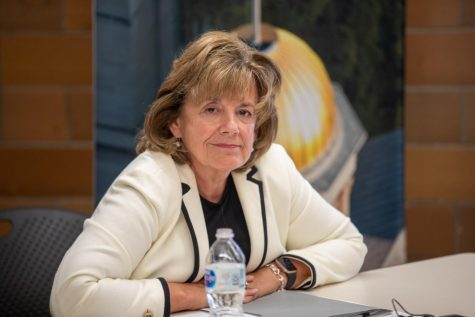 Board of Regents approves tuition raises, welcomes President Wilson