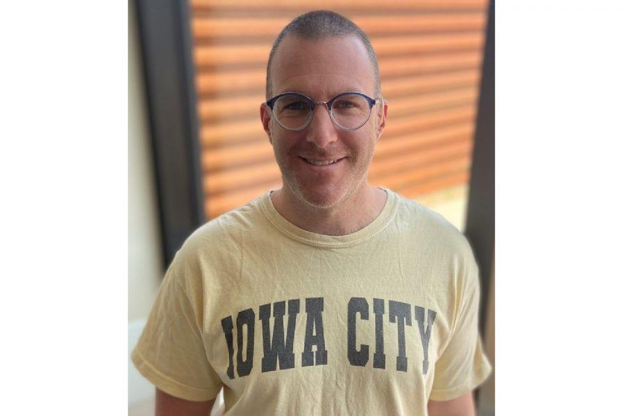 Joachim Seelos joins Iowa City Police Department as mental health liaison
