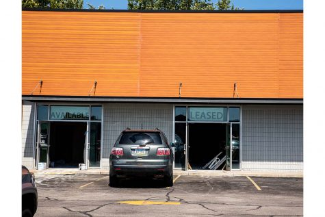 New location of Iowa Cannabis Company's new dispensary onTuesday Aug. 24, 2021. The dispenser will be located at 322 Hwy. 1.