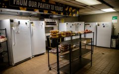 University of Iowa food pantry has three new freezers from donations given by the Department of Human Services on Thursday, Aug. 26, 2021. The food pantry is located in the Iowa Memorial Union in room 278.