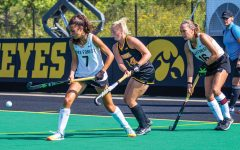 Field hockey freshman Annika Herbine shines in Black and Gold