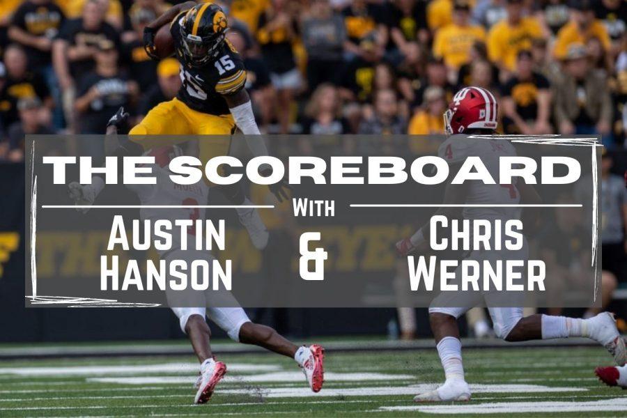 The Scoreboard: Sept. 24, 2021