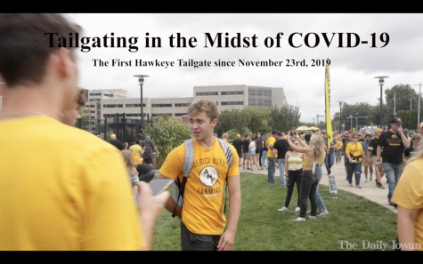 Film: Tailgating in the Midst of COVID-19
