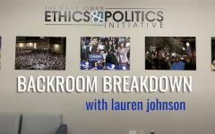 Backroom Breakdown Episode One: Mariannette Miller-Meeks to Run Again