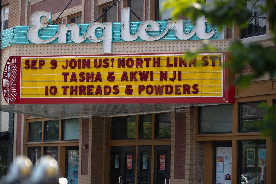 Englert Theatre to host fashion exhibit