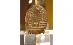Contributed photo of a fake ancient Babylonian seal.