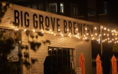 The Big Grove Brewery & Taproom in Iowa City, Iowa is seen on Thursday, Sept. 23, 2021. (Larry Phan/The Daily Iowan)